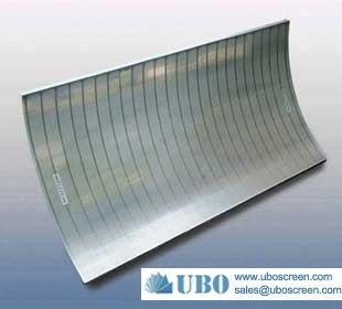 Wedge Wire Rotating Sieve Screens