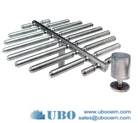 stainless steel Wire inlet distributors