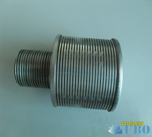 V Wire Filter Nozzles Element