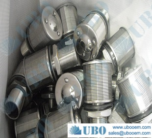 Nozzles Filter for Water Treatment Equipment