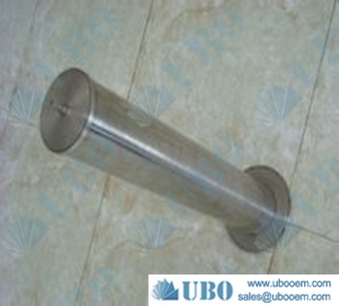 Resin trap strainer & media wedge wire screen for Resin Traps factory