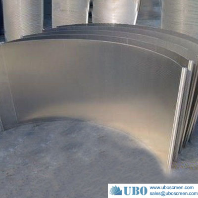 Sieve Bend Dewatering Screen