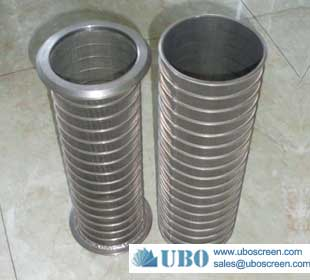 Special strainer for fast install