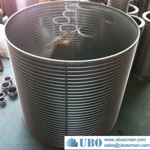 wedge wire screen&consumables