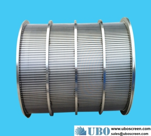 Stainless Steel well screen filter for Deep desalting treatment