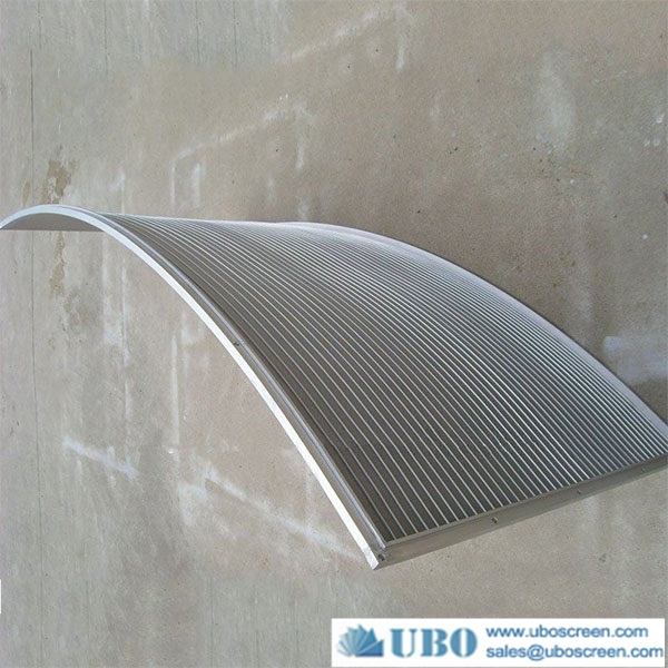 Factory Supply Sieve Bend Screen For Food Processing