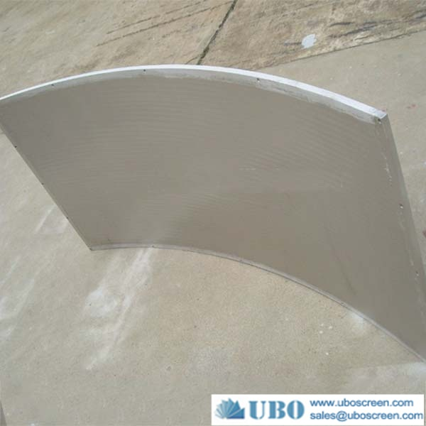 High quality sieve bend screen