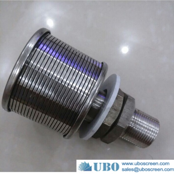 screen nozzle water filter