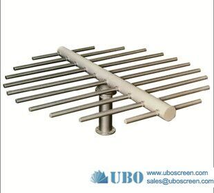 stainless sparge header assembly