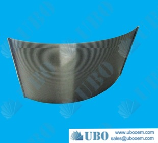 Goood quality sieve bend screen