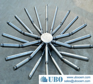 Stainless Steel Oil drilling strainer cap Hub laterals