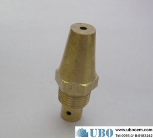 brass fountain nozzle