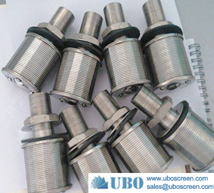 NPT Male/Female Water Treatment Nozzle Filter