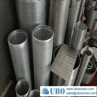 Stainless Steel Wire Mesh Water Well Screen Filter