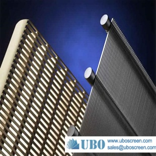 Stainless Steel Screen Panel Sieve For Coal Yard