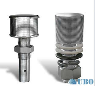 wedge wire nozzles