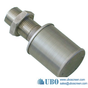 Johnson screens wedge wire filter nozzle