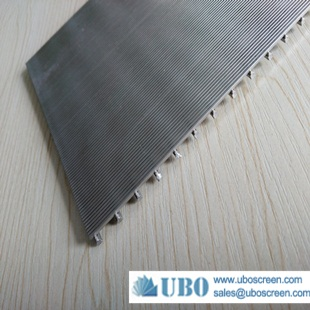 Wedge Wire Welded Stainless Panel Filters