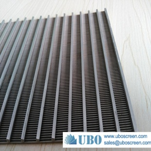 wedge wire strainer wedge wire screen panels