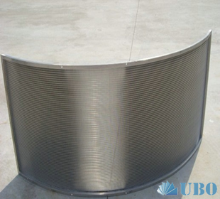 stainless steel 304 v wire water well screen