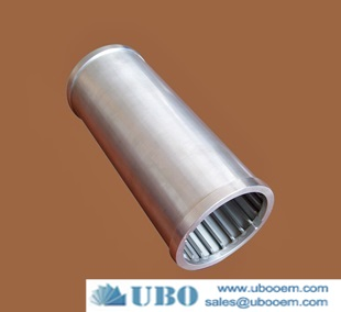 wedge wire screen pipe for water treatment
