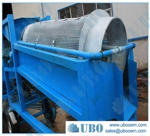 SS316 Rotary Drum Thickener manufacturer