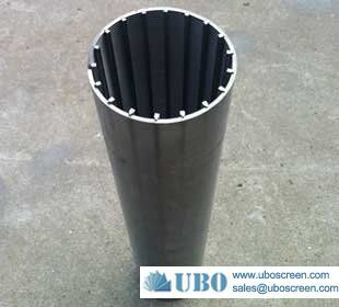 SUS304 conical basket strainer for industrial water
