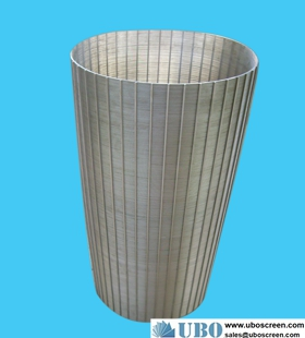 ASTM304 screen basket for water purifier