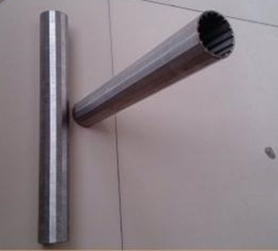 Stainless Steel Wedge Wire Screen for well drilling