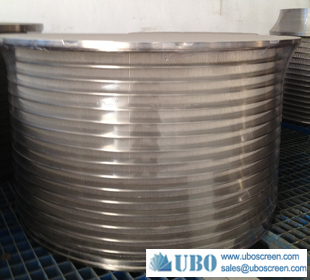 Pressure Screen Basket For Paper Mills