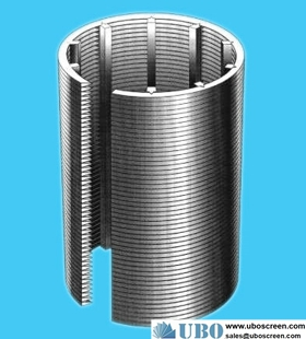 galvanized drilled screen cylinder seller