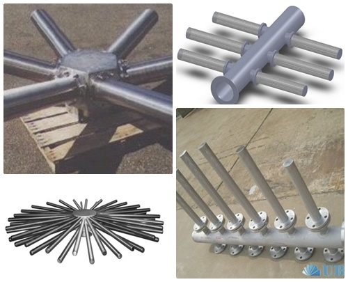 stainless steel hub laterals