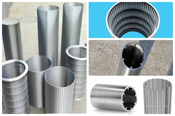 wede wire screen pipe