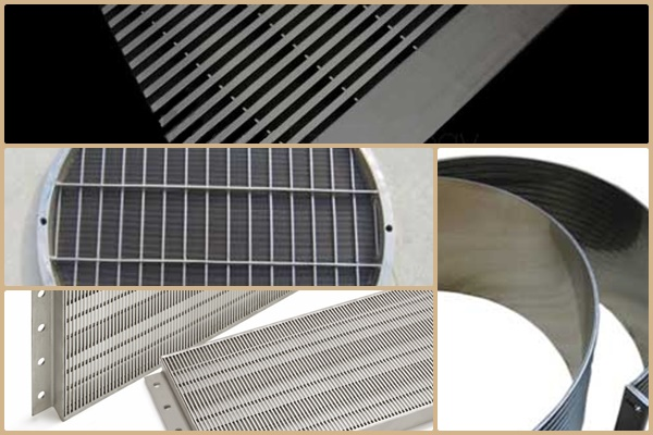 stainless steel wedge wire Profile Screens