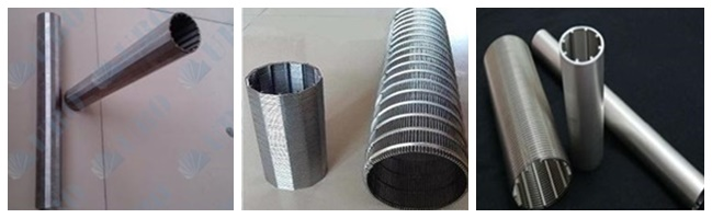 wedge wire screen pipe