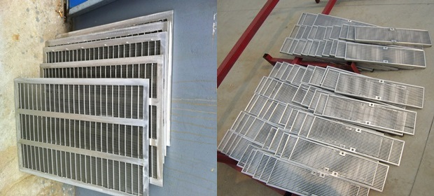 Sieve Bend Screen/ wedge wire welding screen