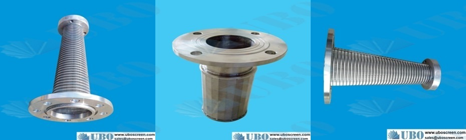 stainless steel resin trap