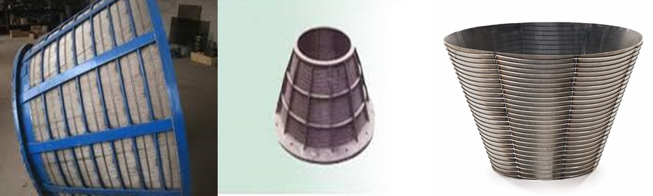Centrifugal Screen Basket