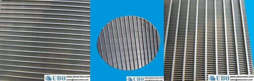 SCREEN PANEL FOR STATIC DEWATERING