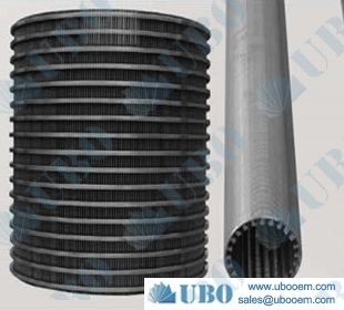 Rotary Screen for Wastewater
