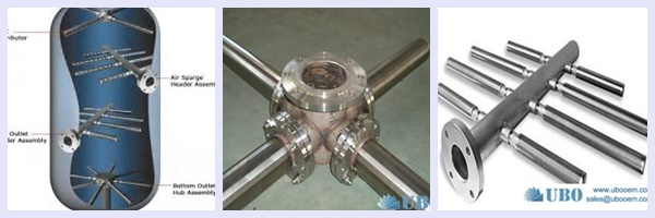 Hub Laterals Filter