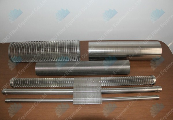 Stainless steel trapezoidal wire screen products