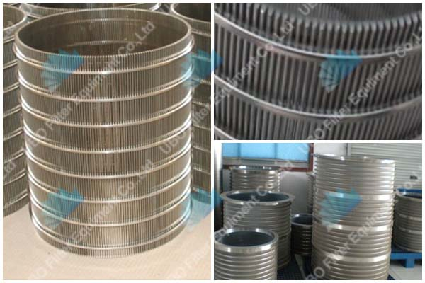 Paper Machine baskets