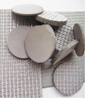 What is Multilayer Stainless Steel Sintered Mesh Filter