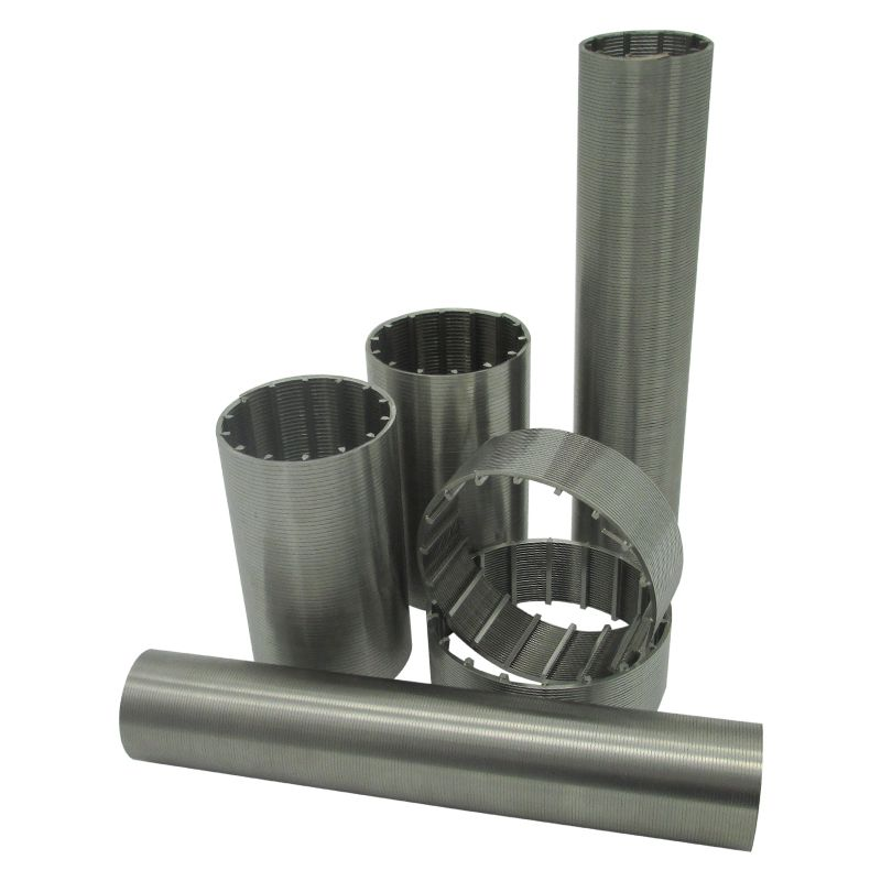 wedge wire filter pipe
